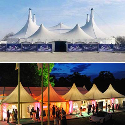 Event-Zelte